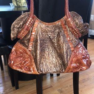 Handbags - Brown pocketbook